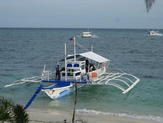 Ocean Vida Beach & Dive Resort: Sea Explorer