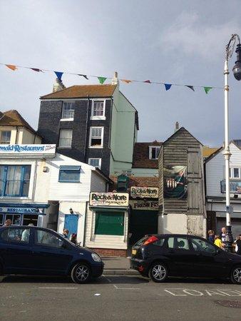 Old Town Hastings: Hastings Old Town