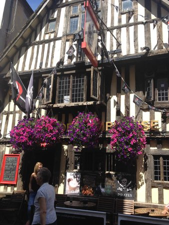 Old Town Hastings: Ye Olde Pumphouse