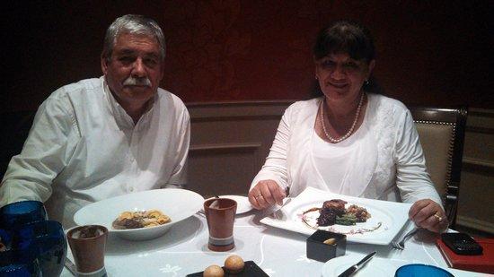 La Locanda - Swissotel Lima: Cena en La Locanda