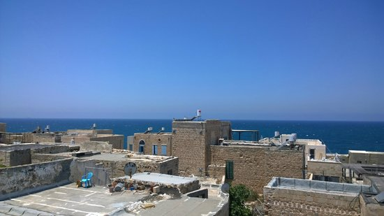 Efendi Hotel: View from room
