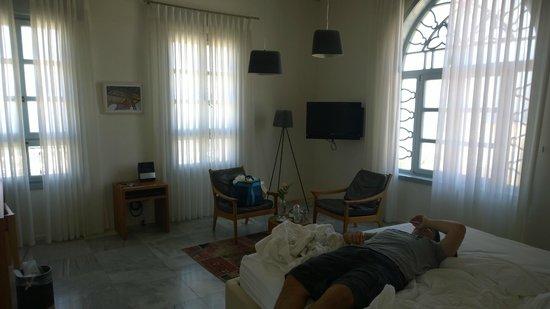 Efendi Hotel: room