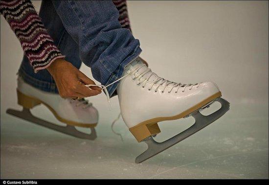 Canillo, Andorra: Ice skating