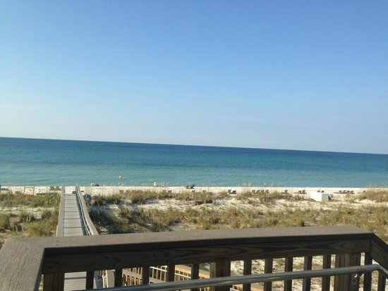 Margaritaville Beach Hotel: View from room was wonderful!