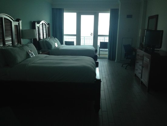 Margaritaville Beach Hotel: LOVED the rooms!
