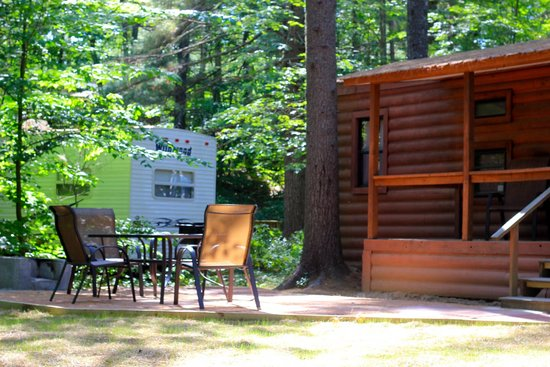 Campground Community Garden Picture Of Chocorua Camping