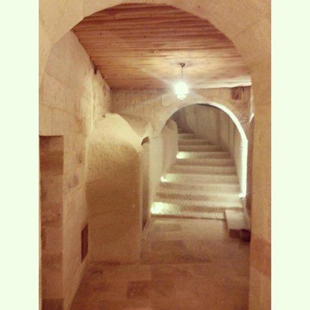 Common Hallway in Doors of Cappadocia Hotel