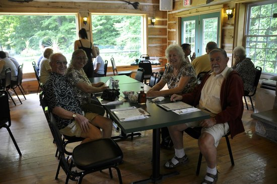 Wheelers Pancake House and Sugar Camp: Waiting to be served