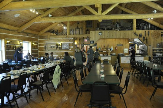 Wheelers Pancake House and Sugar Camp: View of the Restaurant