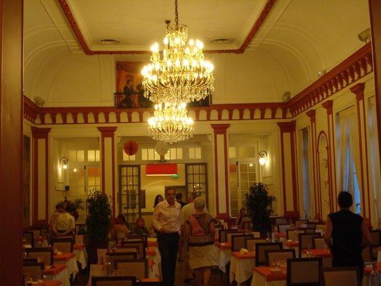 Hôtel club Vacanciel Menton : un joli cadre pour la salle à manger