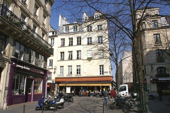 Le Marais: Rue de La verrerie