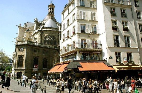 Le Marais: Rue Montorgueil