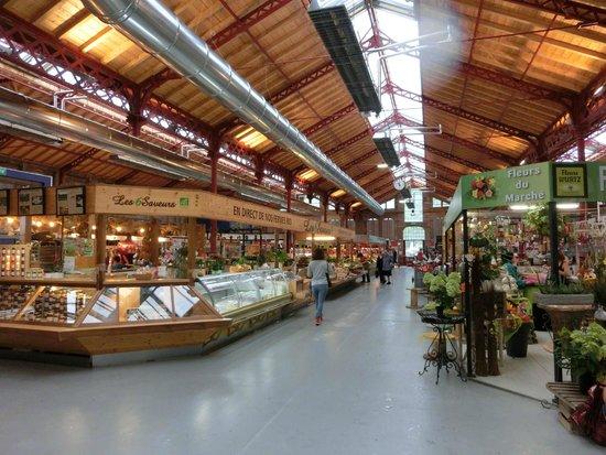 Marche Couvert : Mercato Coperto di Colmar