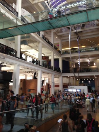 Science Museum: Vista general