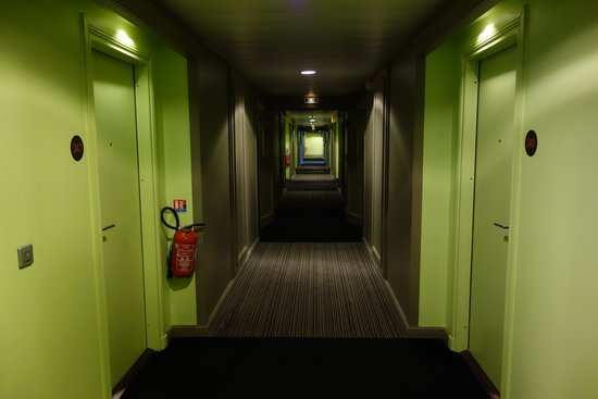 Dolce Chantilly : Hotel