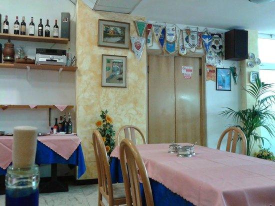 Hotel Sogno: Sala ristorante