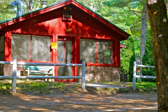 Chocorua Camping Village: Campground Laundry Facilites