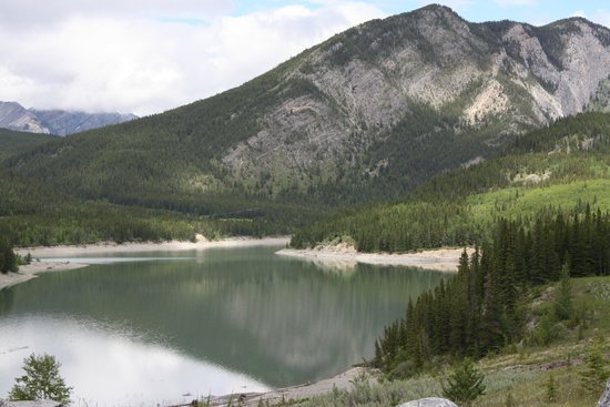 Delta Hotels by Marriott Kananaskis Lodge: the scenery