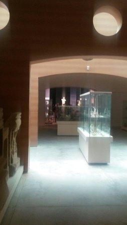 Isola di Mozia (Mothia)/ San Pantaleo : Museo Withaker