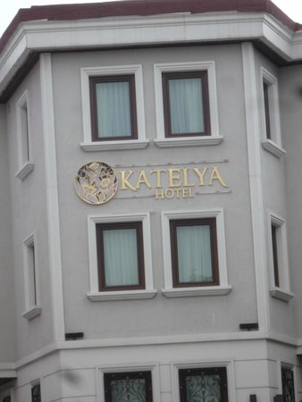 Katelya Hotel: Fachada hotel Katelya