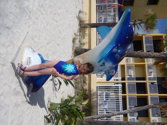 Bilmar Beach Resort: Beachfront
