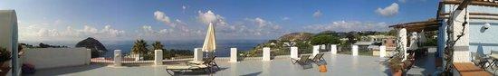 Romantica Resort & Spa: Terrazza Panoramica 2