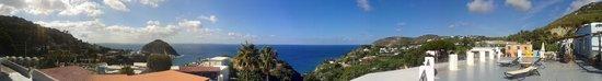 Park Hotel & Terme Romantica: Panorama