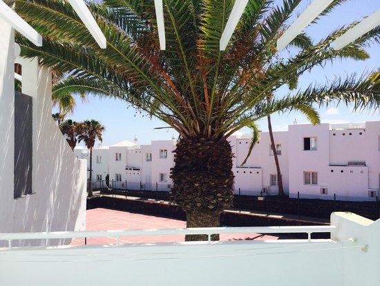 Apartamentos THe Morromar: View balcony