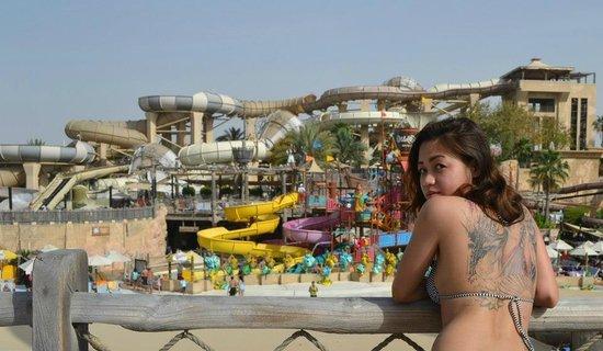 Wild Wadi Water Park : wild wadi