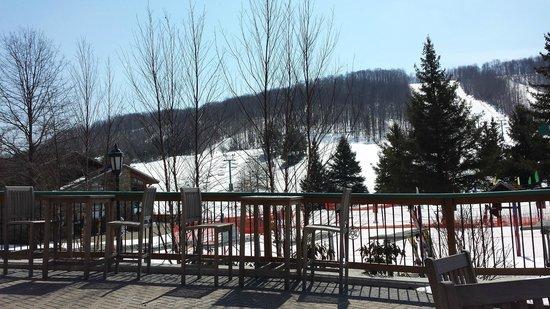 Sugar Pine Lodge: Holiday Valley Ski Resort