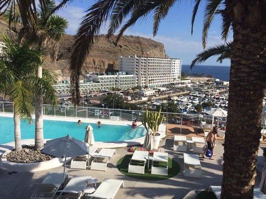Marina Bayview : balcony view
