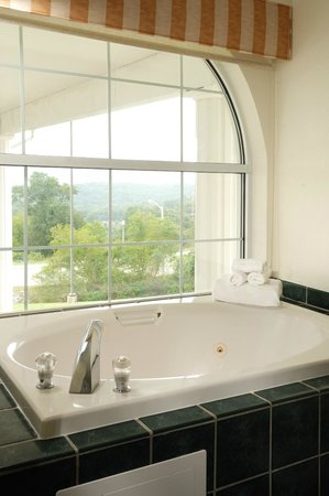 Savannah House Hotel: Jacuzzi Suite Tub
