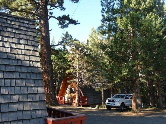 Reverse Creek Lodge: Where we stayed