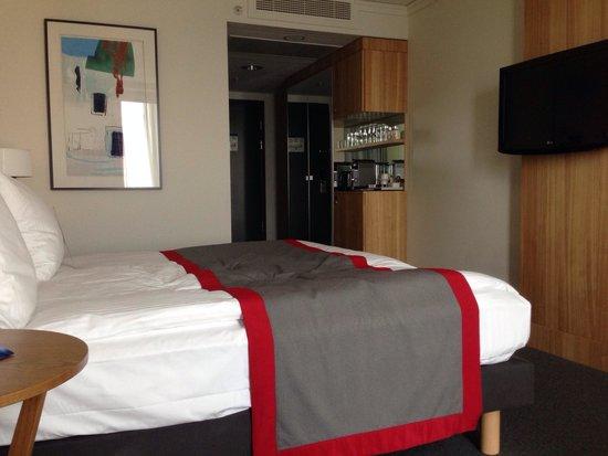 Radisson Blu Waterfront Hotel: Room 1525