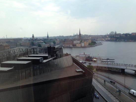 Radisson Blu Waterfront Hotel: Scenic view from the 15th floor