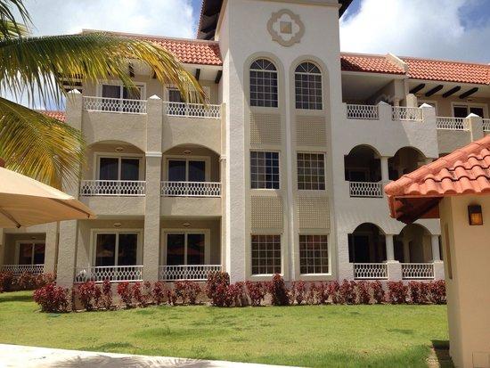 Melia Coco Beach: Red Level Jr Suites