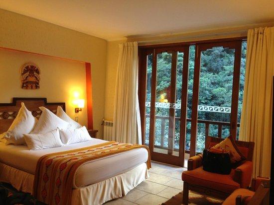 SUMAQ Machu Picchu Hotel : Our Queen Bed Room