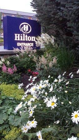 Hilton Whistler Resort & Spa: Beautiful flowers!