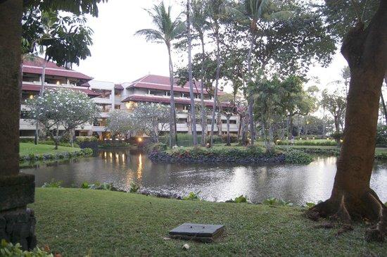 INTERCONTINENTAL Bali Resort : Hotel grounds
