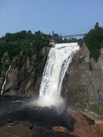 Parc de la Chute-Montmorency : Montmorency Falls