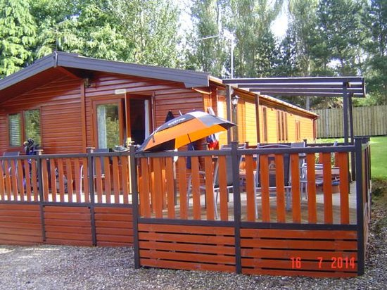 Blairgowrie Holiday Park: the lodge