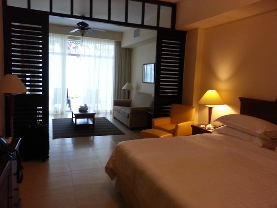 Sheraton Bijao Beach Resort: Suite