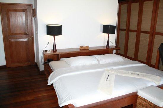 Gangehi Island Resort : Beach villa