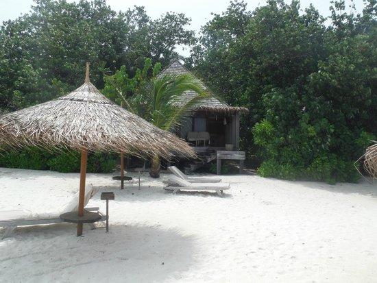Gangehi Island Resort : Beach villa 13