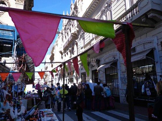 Feria De San Pedro Telmo: Sights of San Telmo