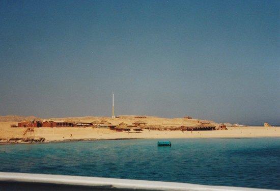 Îles Giftoun : Giftun Island