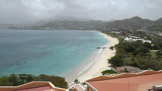 The Flamboyant Hotel & Villas: view from room