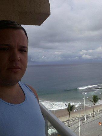 Monte Pascoal Praia Hotel Salvador: Apto lateral