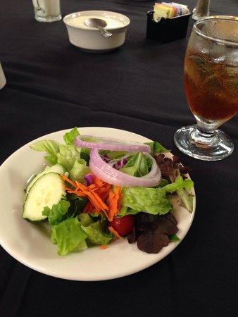 Sea Watch Resort: Fresh salad