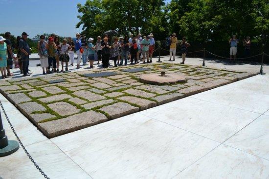Arlington National Cemetery: The Kennedy Plot